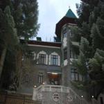 Vila Acvila din cartierul Cumpatu Sinaia