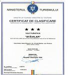 Certificate clasificare